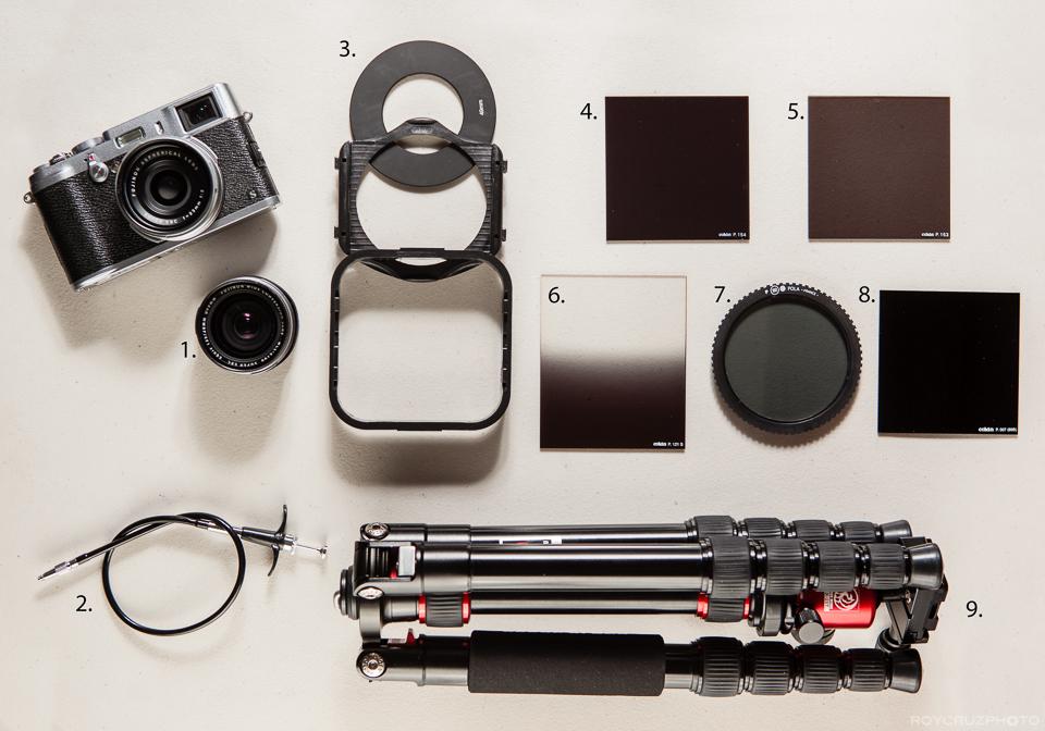 Fuji X100s Landscape Kit-1