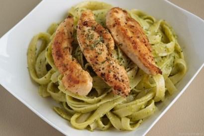 Pesto and Chimaek-1