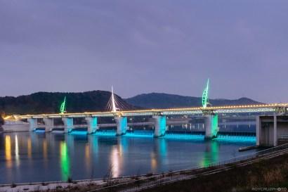 Korea Industrial Photographer KGAL Weir Project-11