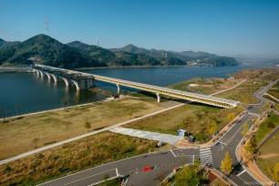 Korea Industrial Photographer KGAL Weir Project-5