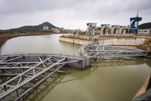 Korea Industrial Photographer KGAL Weir Project-9
