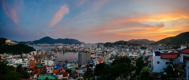 tongyeong-sunset-view-from-dongpirang-1