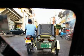 Tricycle in Laoag, Ilocos Norte