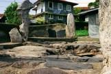 Village meeting place, Sagada