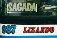 Bus to Sagada