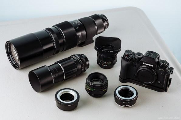 Fujinon XF 60mm Product shots-1