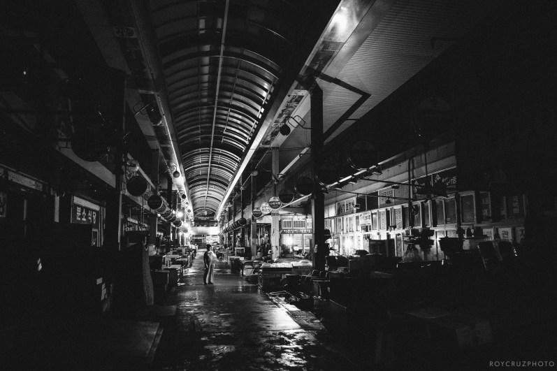 Tongyeong Streets Night Fuji 18mm-5