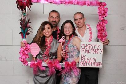 Korea Event Photographer Busan Pink Party-1