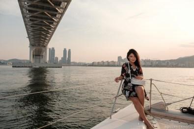 Busan Haeundae Gwanganli Event Yacht Party Photographer-33