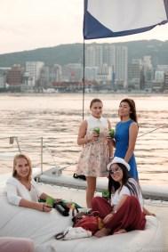 Busan Haeundae Gwanganli Event Yacht Party Photographer-45