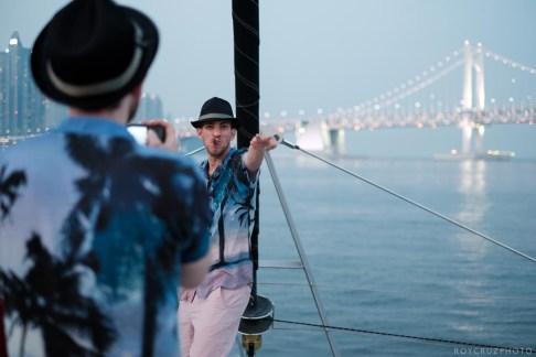 Busan Haeundae Gwanganli Event Yacht Party Photographer-60