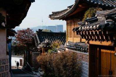 Seoul Bukchon Street-1