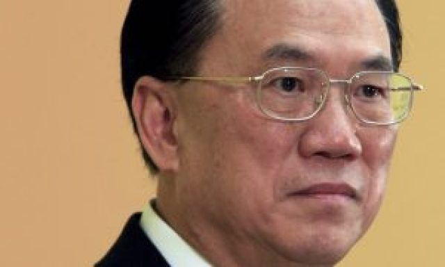 Former Hong Kong Chief Executive Donald Tsang has been charged on two counts of misconduct in public office and is due to appear in court. Picture: The Guardian