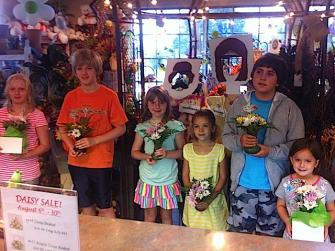 Kids club event in West York, Aug. 23, 2014