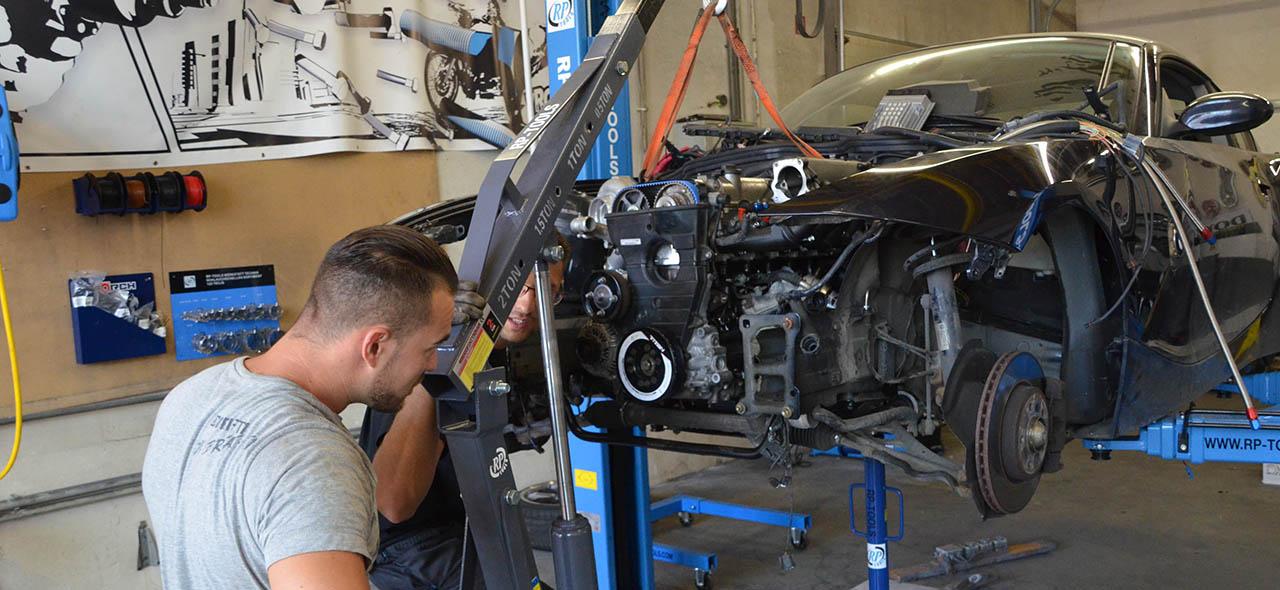 """DOTZ DD2.JZ – """"2JZ-GTE – Neue Teile für unseren Motor"""" – Paket ..."""