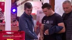 """Eindrücke von der """"By first hand""""-Messe in Nordmazedonien"""
