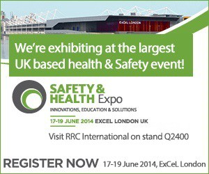 RRC Exhibiting at S&HExpo 2014 - Register Now