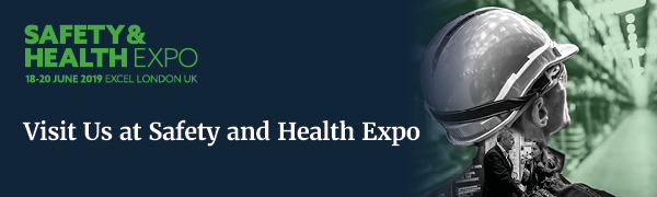 Safety & Health Expo marketing advertisement