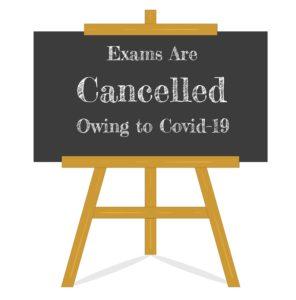 Cancelled NEBOSH January UK Exams