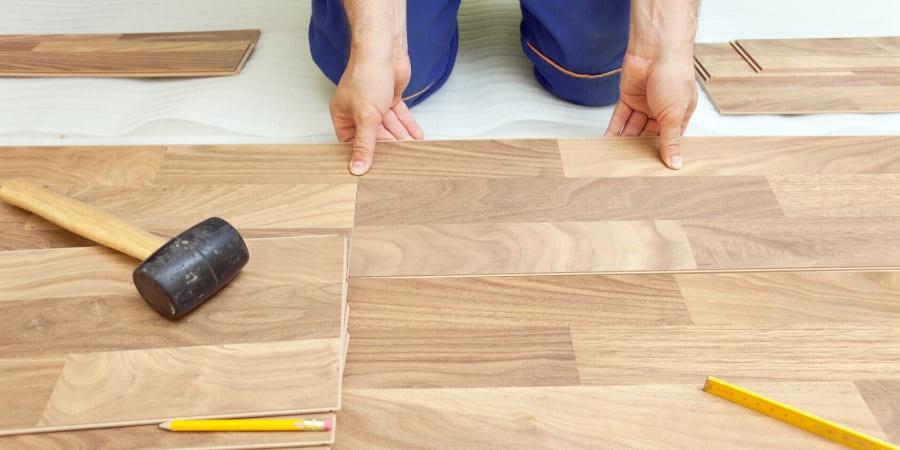 hardwood vs tile vs lvp