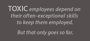 toxic employee