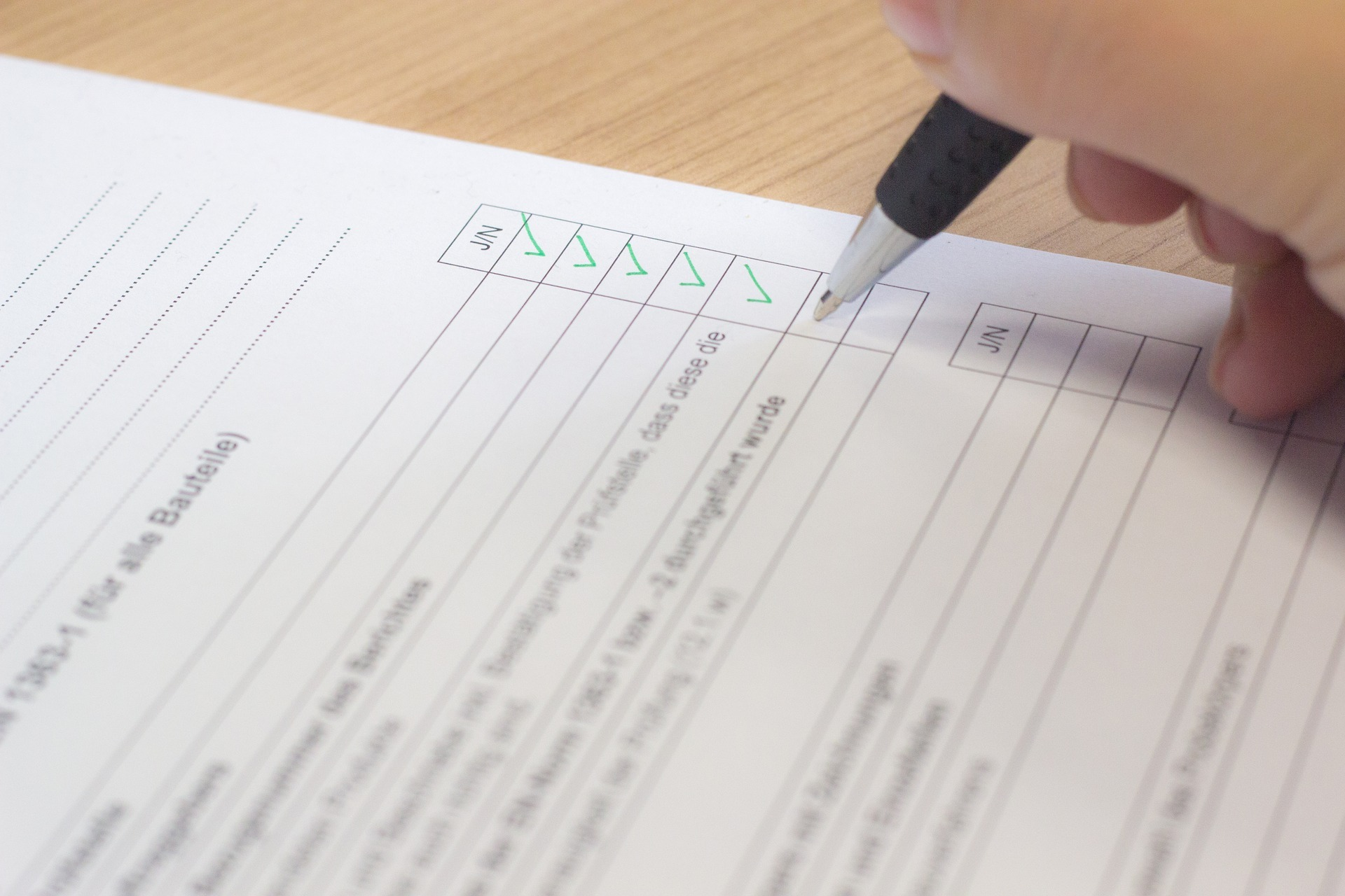 Your Sox Compliance Audit Checklist