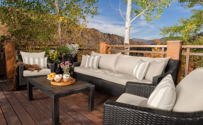 Luxury High End Outdoor Furniture Brands Your Go To Guide