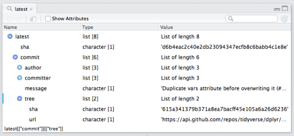 Object Explorer with Expanded Nodes
