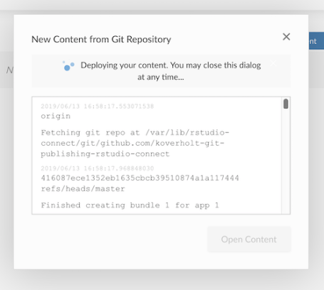 RStudio Connect 1 7 6 – Publish Git-backed Content | R-bloggers