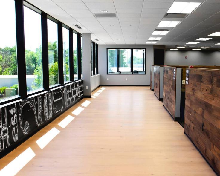 RTG office new
