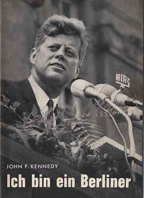 Джон Кенеди, 26 юни 1963 г.