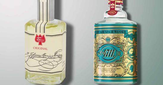 Двата конкуретни аромата на Кьолн