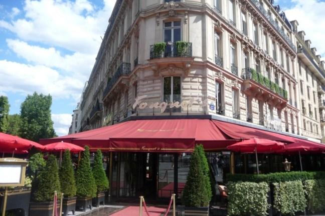 Fouquets-Paris