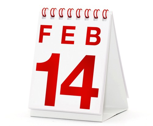 Feb-14-Calendar-Red-shutterstock_92521816