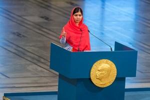Малала Йосуфзай