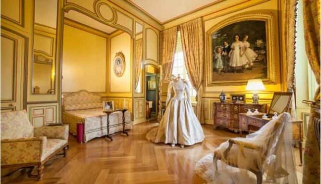 bedroom-cheverny-castle