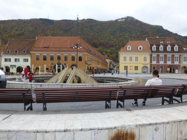 Главния площад