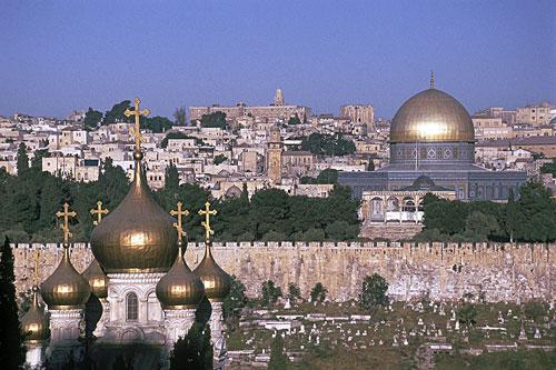 Израелското общество е мултирелигиозно