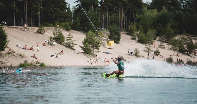 За любителите на водните спортове
