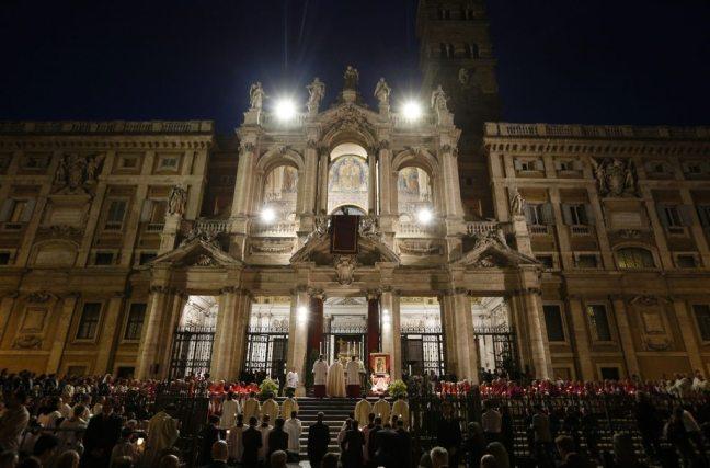 """Базилика """"Санта Мария Маджоре"""""""
