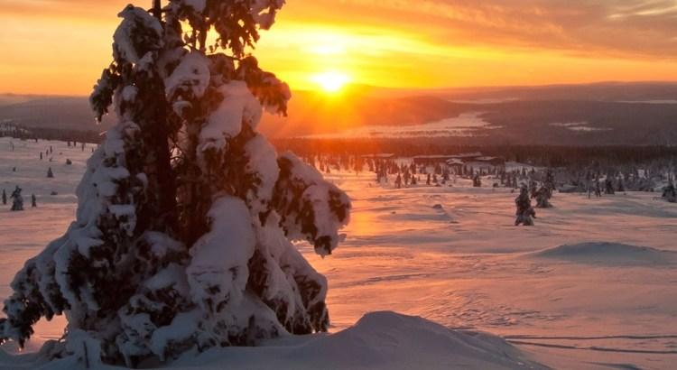 Лапландия – легендарната родина на Дядо Коледа