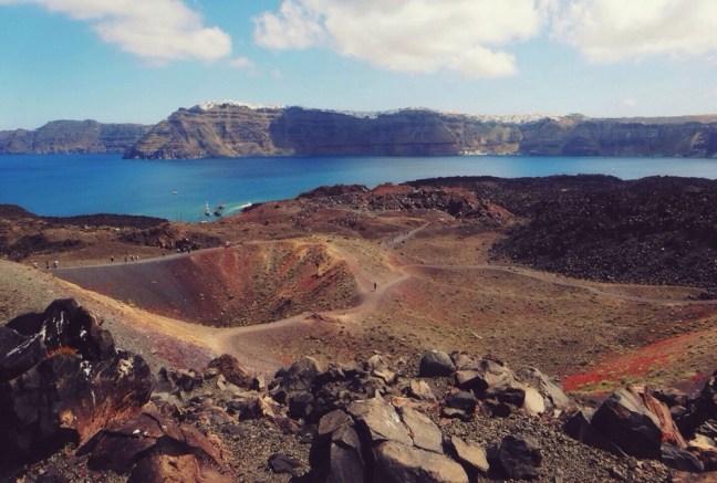 Красива гледка на острова