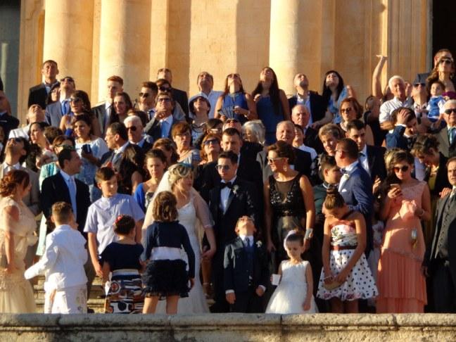 Сицилианска сватба в град Ното