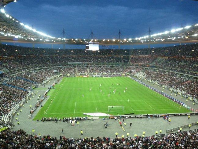Стадион XXL