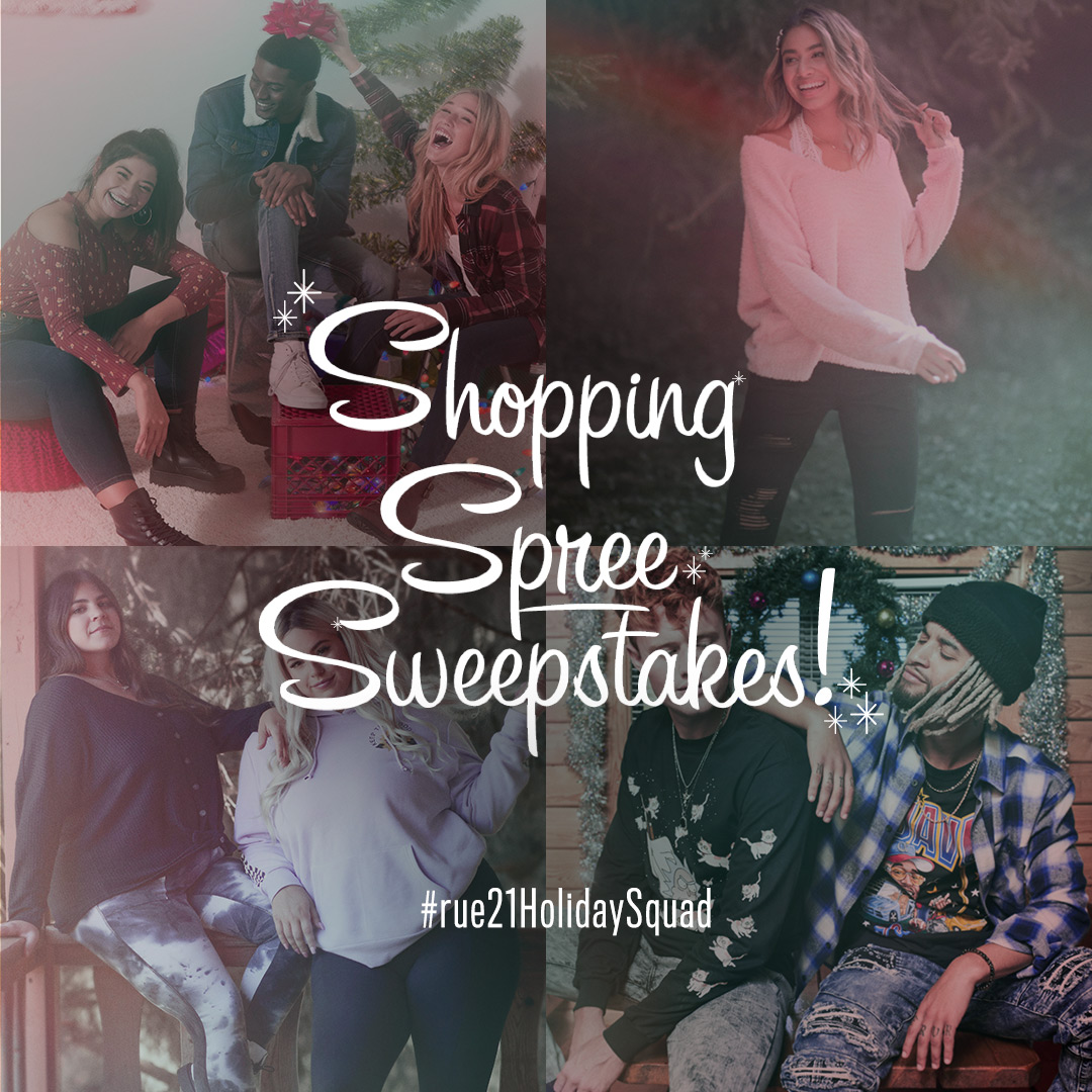 Shopping Spree Sweepstakes