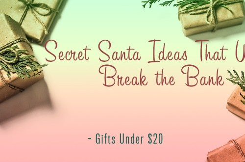 secret santa ideas