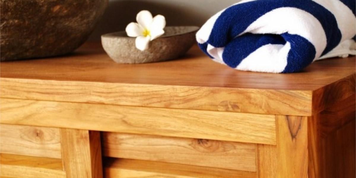 entretien du mobilier en teck huile