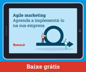 Botão para download do ebook de Agile Marketing