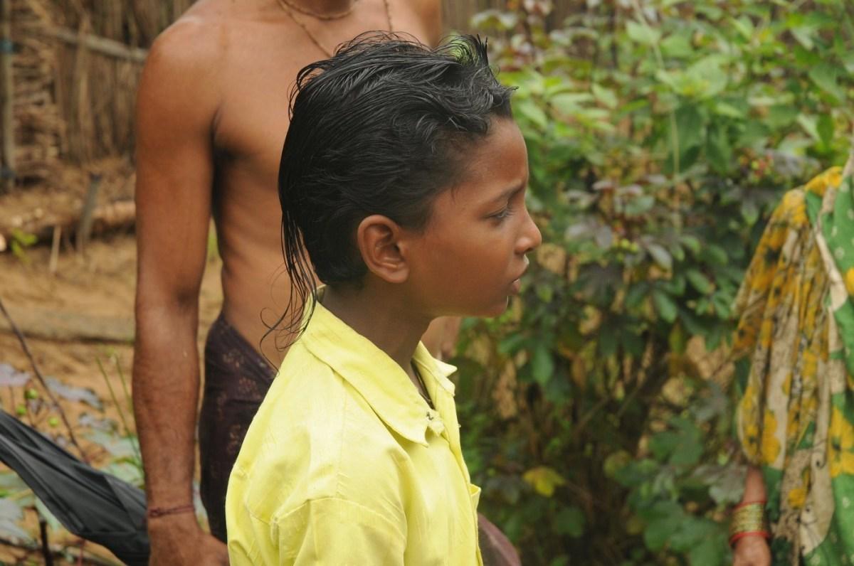 Student of Balia Upper Primary School, Odisha