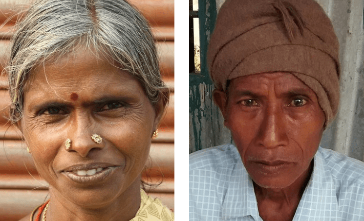 FACES: A facial map of India